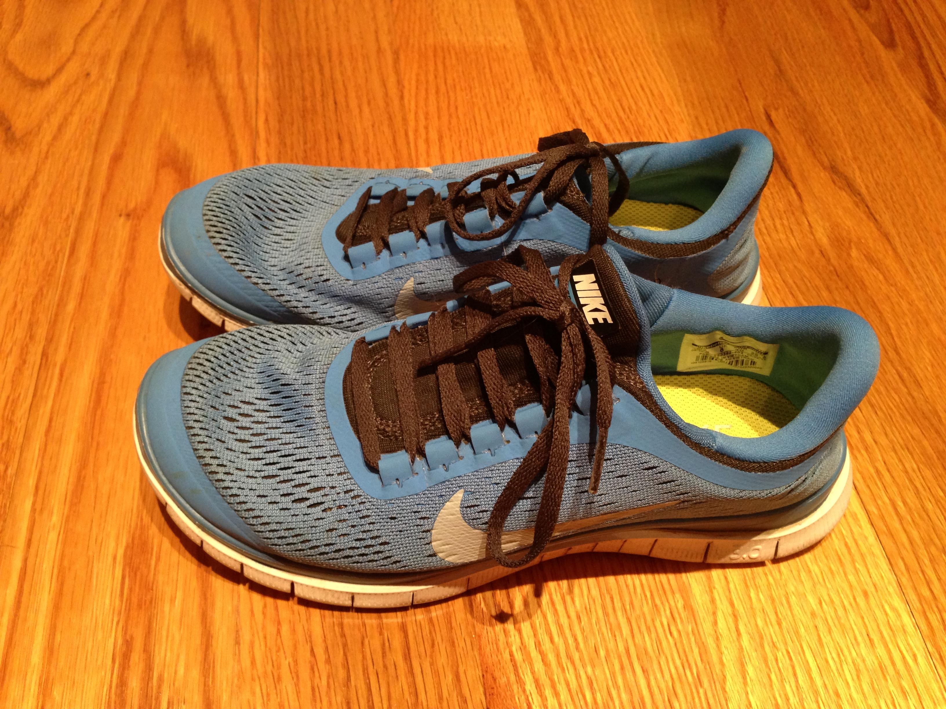 71c903977e0e Running Shoe Update  I Love My Nike Free 3.0 s