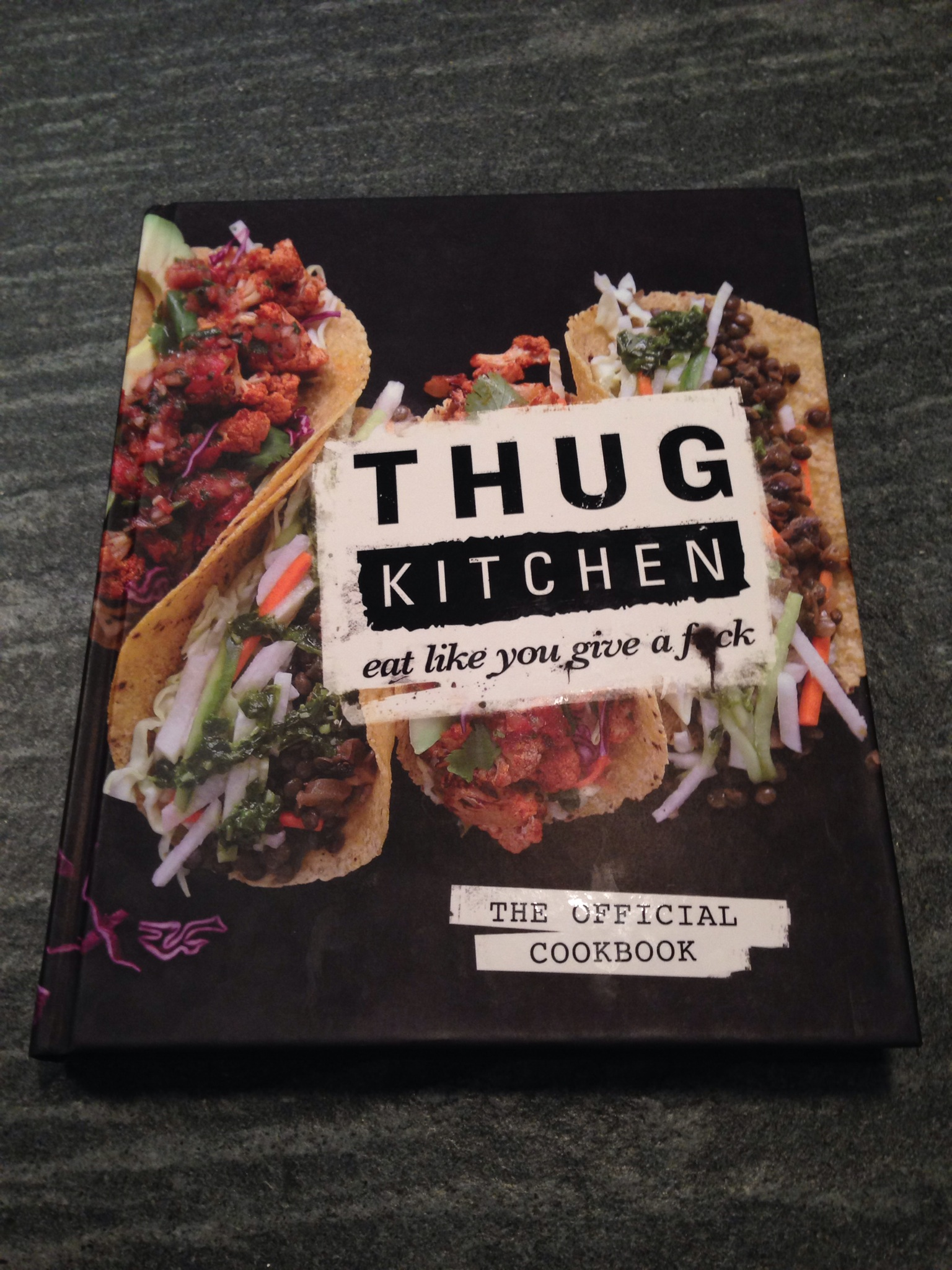 Thug Kitchen Cookbook – Healthy & Delicious